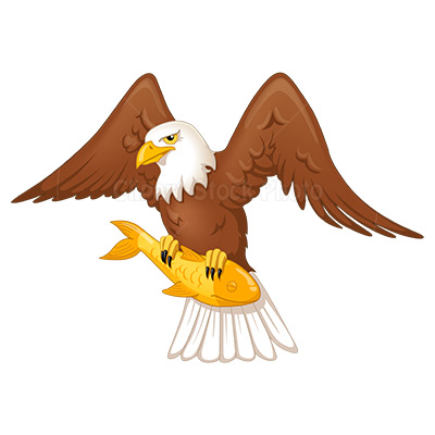 Bald Eagle Clipart - Clipart Kid