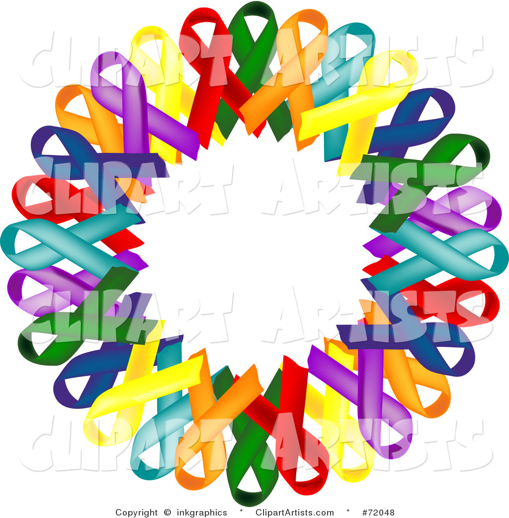 Clip Art Cancer Ribbons Clip Art cancer awareness ribbon clipart kid 20clip 20art jpg