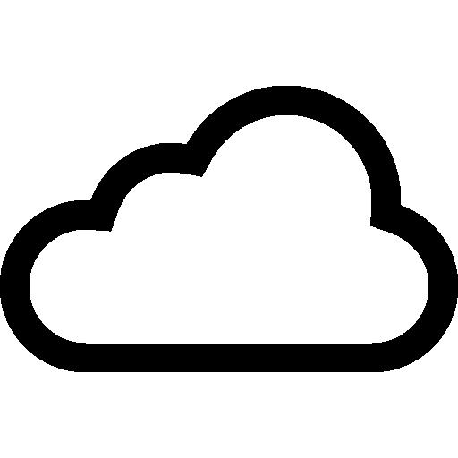 Internet Cloud Symbol ...