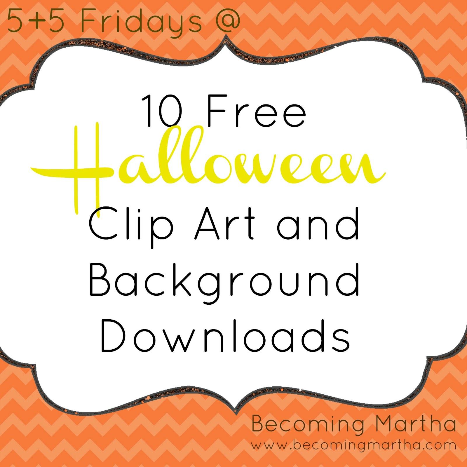 Halloween Free Downloads Clipart - Clipart Kid