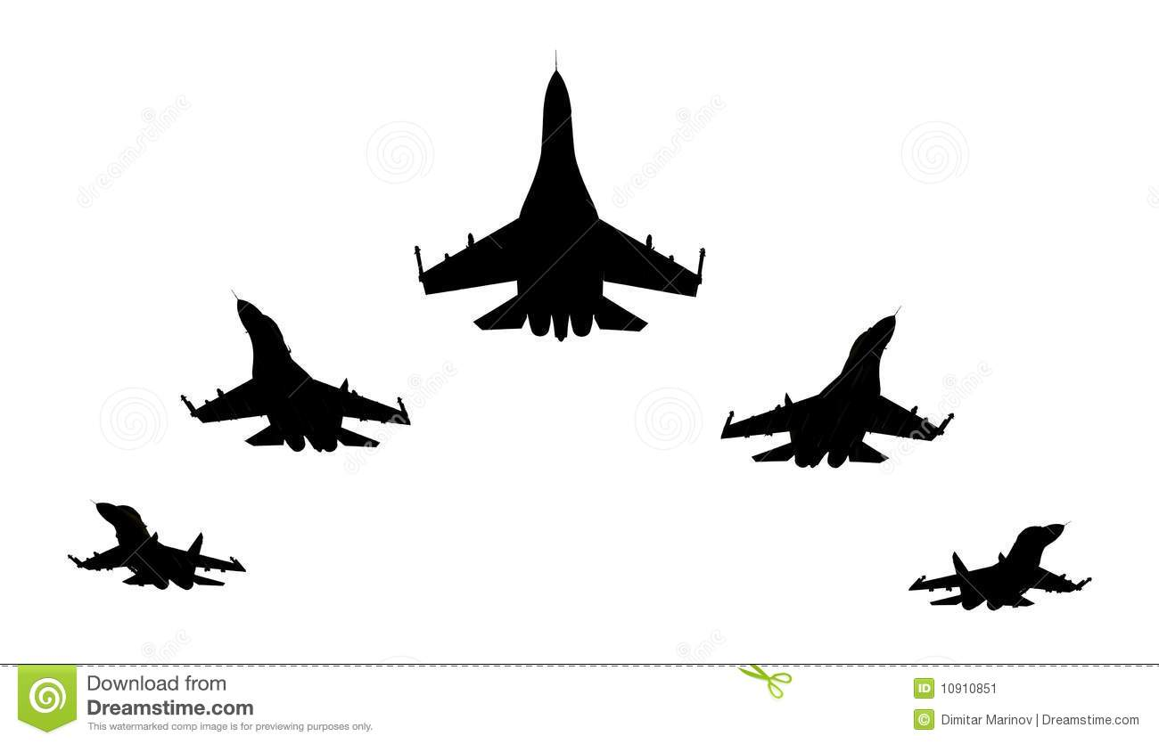 Jet Fighters Stock Image   Image  10910851