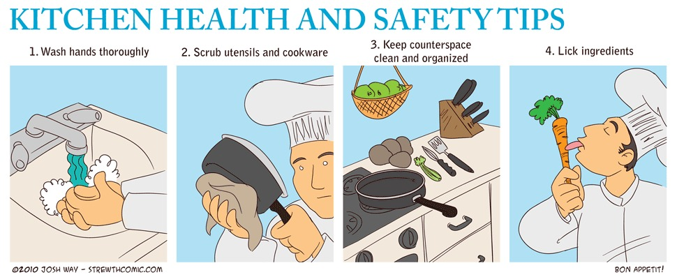 Kitchen fire safety clipart clipart suggest for 5 kitchen safety tips