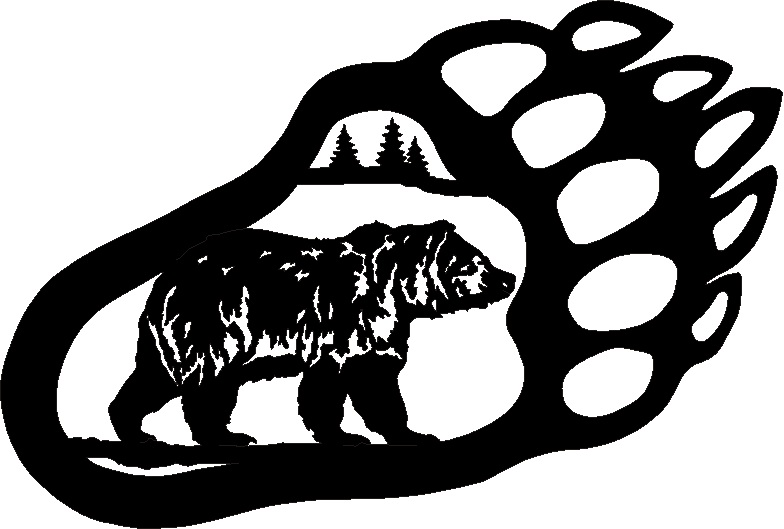 14 Bear Claw Drawings Free Cliparts That You Can Download To You