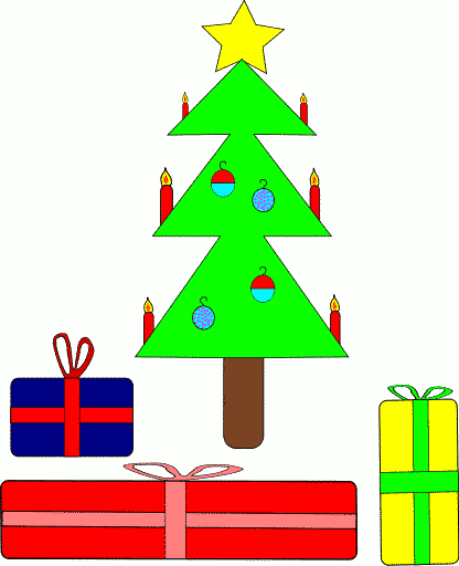 Animated Christmas Tree Clipart   Quotes Lol Rofl Com