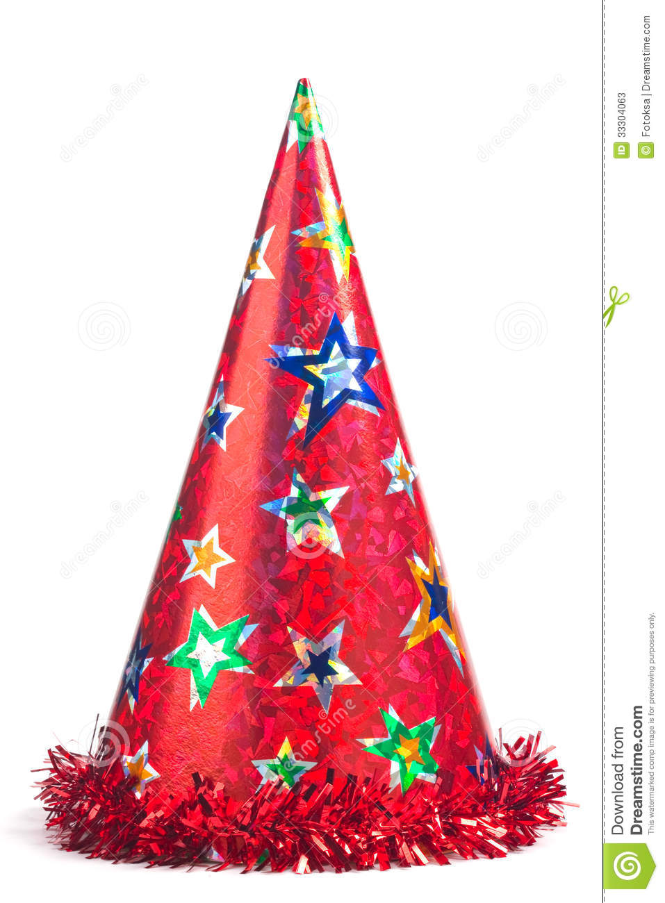 Birthday Hat Clipart No Background Red Party Hat