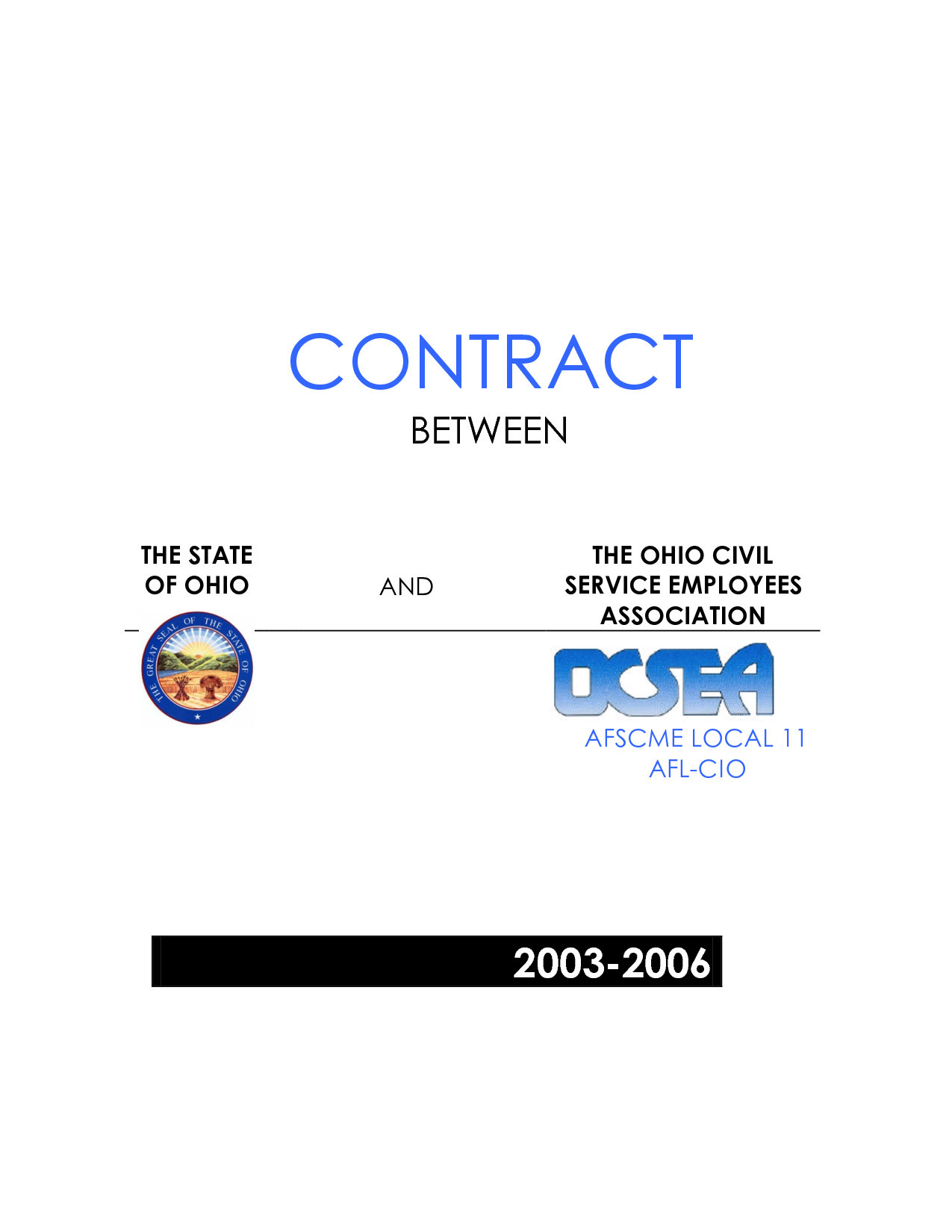 Copy Of The Published Collective Bargaining Agreement Picture