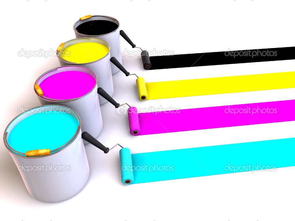 Paint Bucket And Brush   Clipart Panda   Free Clipart Images