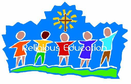 Catholic Religious Education Clipart - Clipart Kid