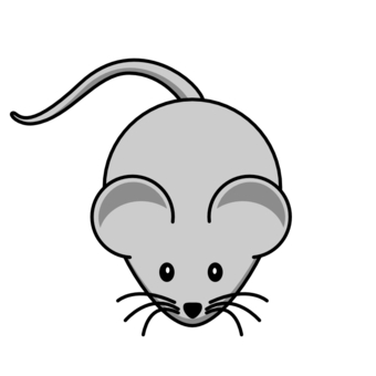 Mouse Cartoon Clipart - Clipart Kid