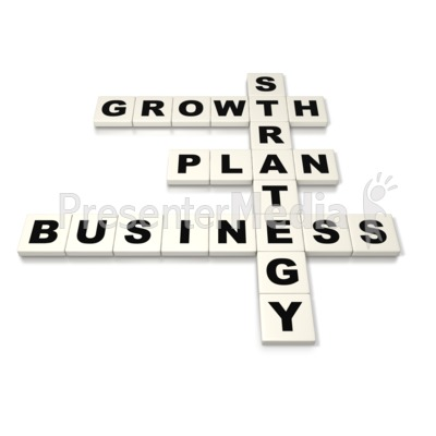 Business Plan Strategy   Signs And Symbols   Great Clipart For