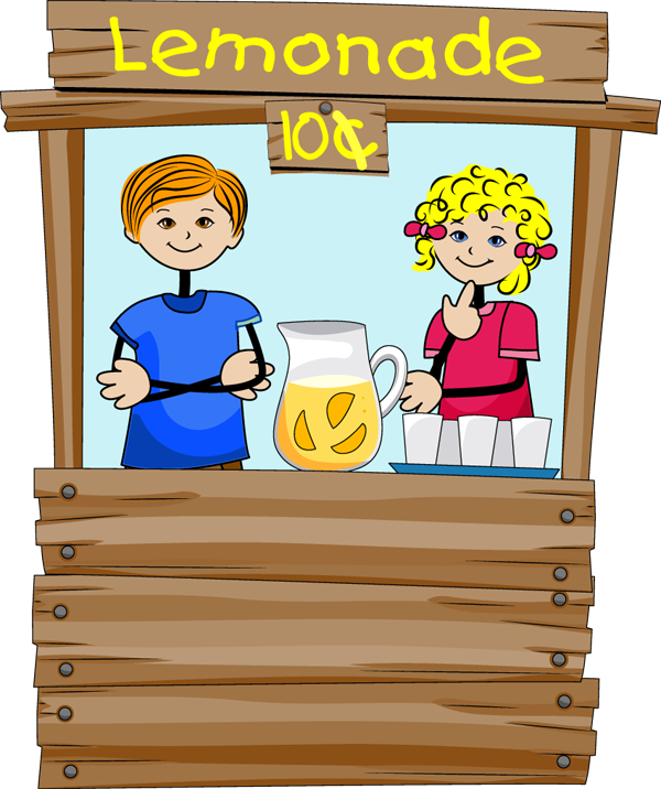 how to get a permit for a lemonade stand