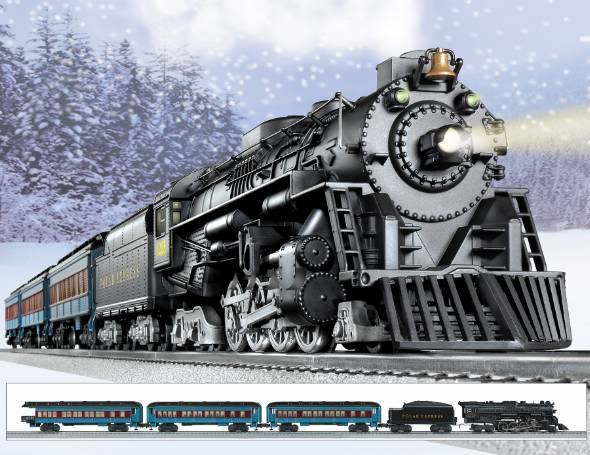 Polar Express Graphics Code   Polar Express Comments   Pictures