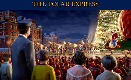 Polar Express Train Clipart Custom Polar Express Train