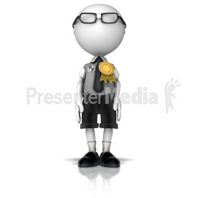 Proud Awarded Student   Presentation Clipart   Great Clipart For