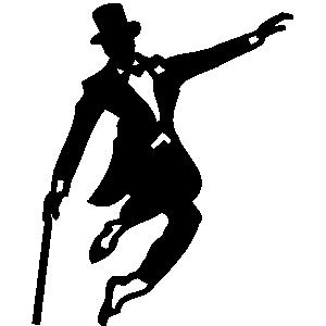 boy tap dance clip art - photo #10