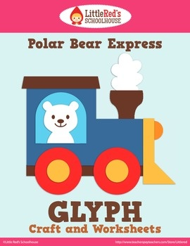 The Polar Express Classroom Materials And Clip Art   Little Red S