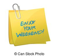 Weekend Vector Clip Art Eps Images  5085 Weekend Clipart Vector