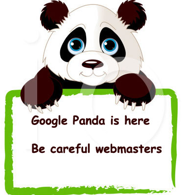 Amadeus Consulting Blog With Google Panda 25 Live What Should You