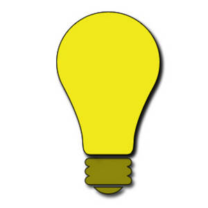 Clip Art Light Clipart yellow light clipart kid description free picture of a bright bulb this