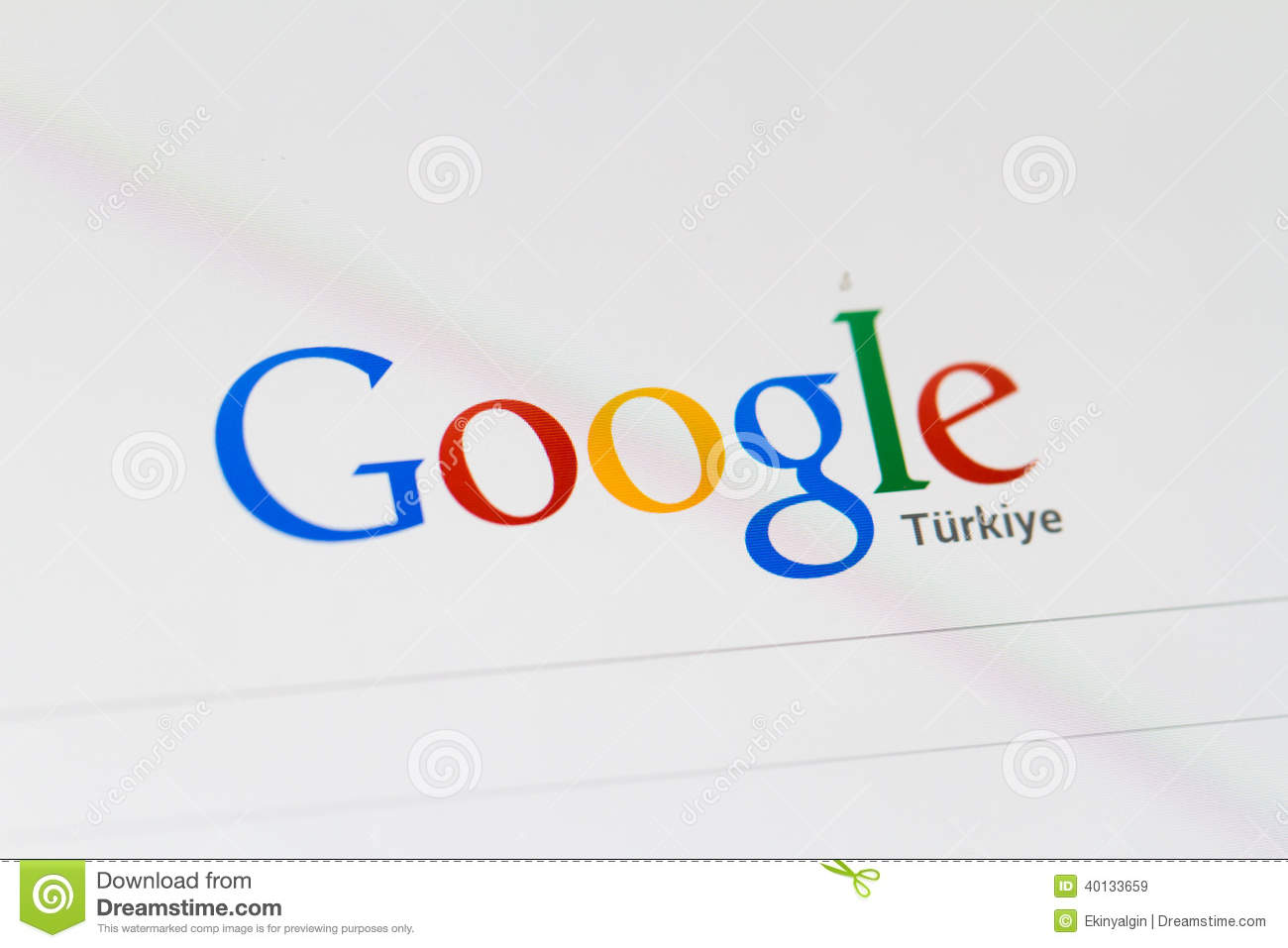 Istanbul Turkey   March 16 2013  Photo Of Google Com Search Home
