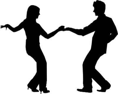 People Dancing Silhouette 2   Psd Detail