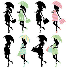 Pregnant Ladies Silhouettes  Olillia  Tags  Woman Baby Beautiful