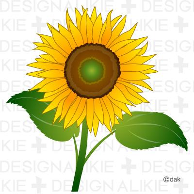 Sunflower Clipart - Clipart Suggest
