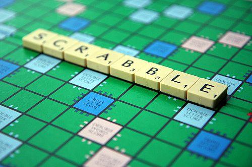 Scrabble Dictionary Clip Art
