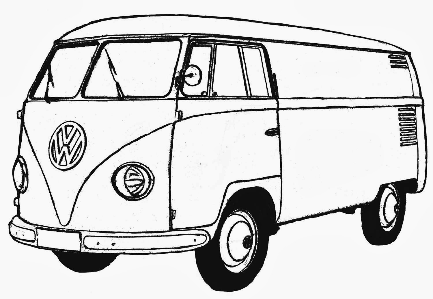 There Is 31 Front Of Vw Bus Free Cliparts All Used For Free
