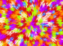 Abstract Bright Color Burst Backgrounds  Multicolored Pattern Stock