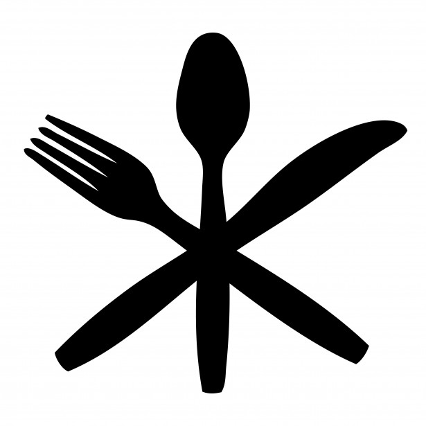 Cutlery Logo Clipart Free Stock Photo   Public Domain Pictures
