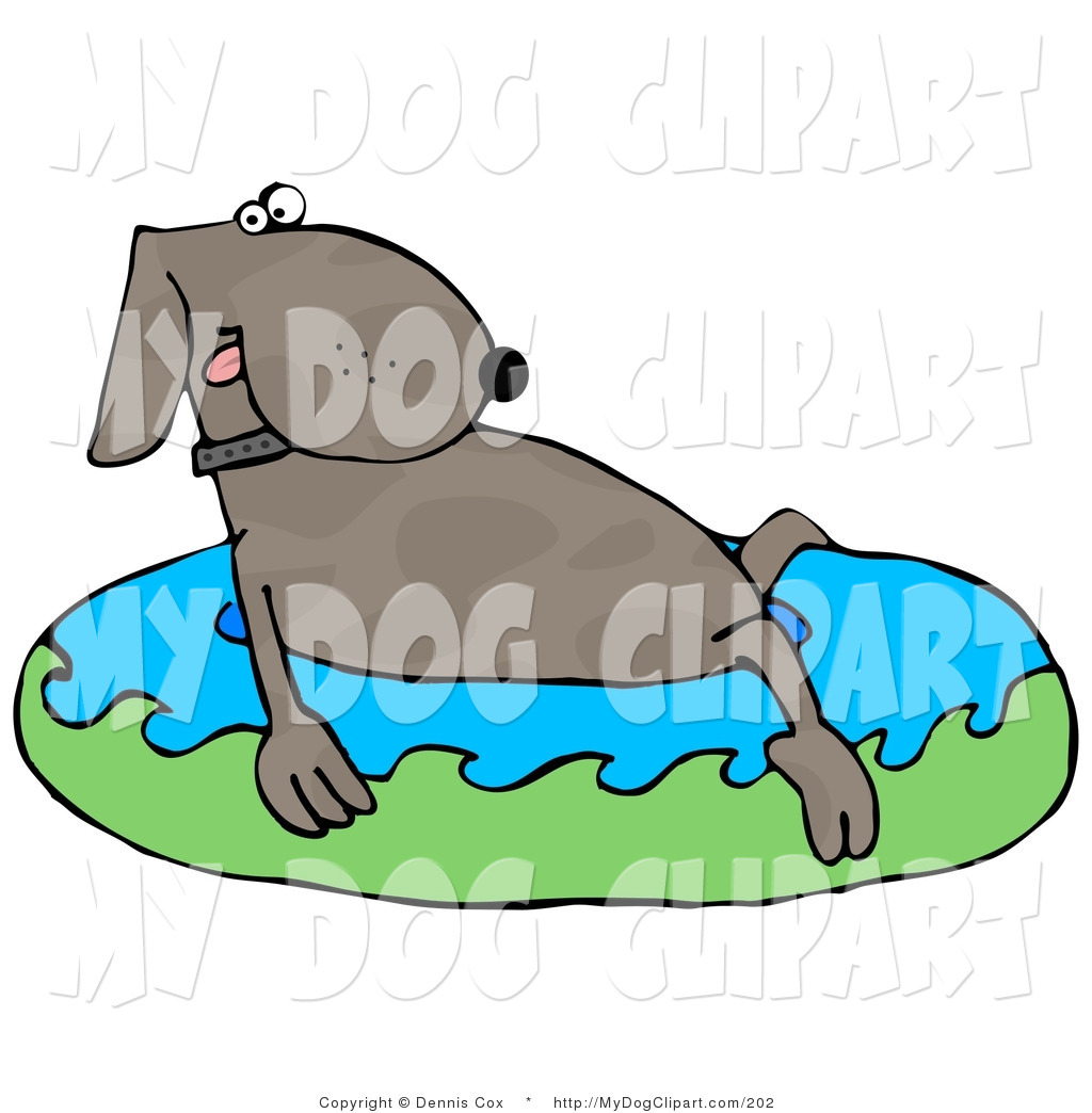 Dog Days Of Summer Clip Art Free