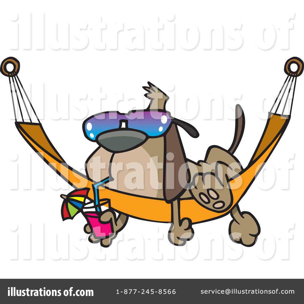 Dog Days Of Summer Clip Art Royalty Free  Rf  Dog Clipart