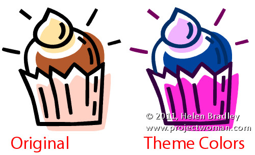 Recolor Clip Art In Ms Word Recolor Clipart For Your Crafting ...