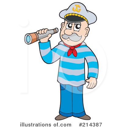 Sailor Clipart  214387   Illustration By Visekart
