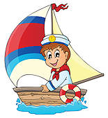 Sailor Illustrations And Clipart  1571 Sailor Royalty Free