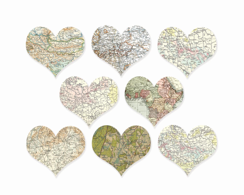 Antique Heart Clipart - Clipart Suggest
