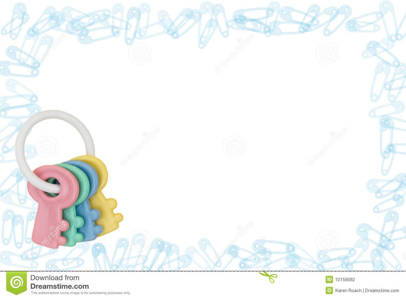 Diaper Border Clipart - Clipart Kid