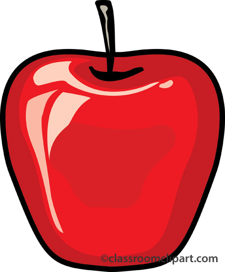 Apple Fruit Clip Art