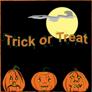 Halloween Clipart  Trick Or Treat Clipart