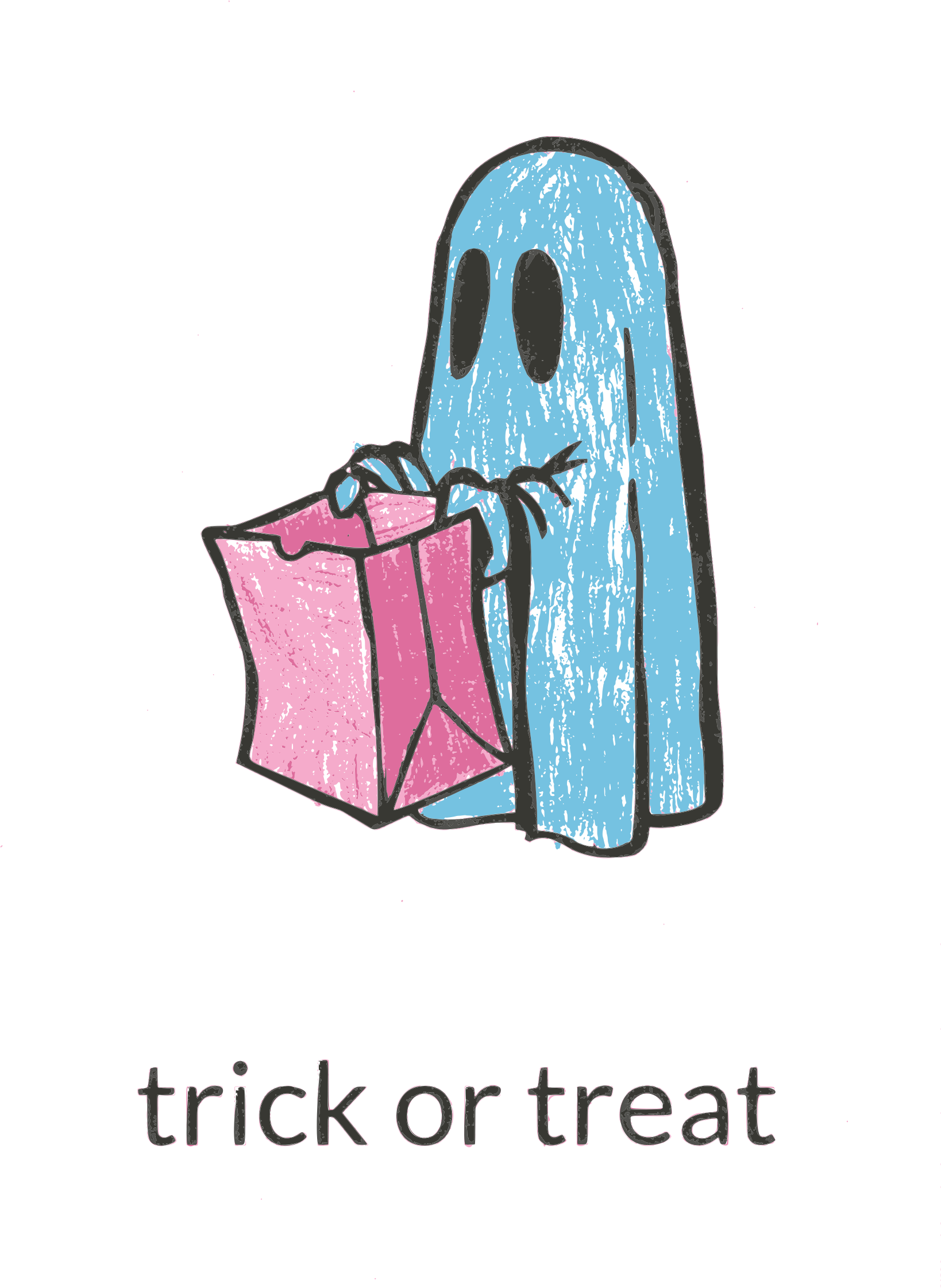 Trick Or Treat Recolored