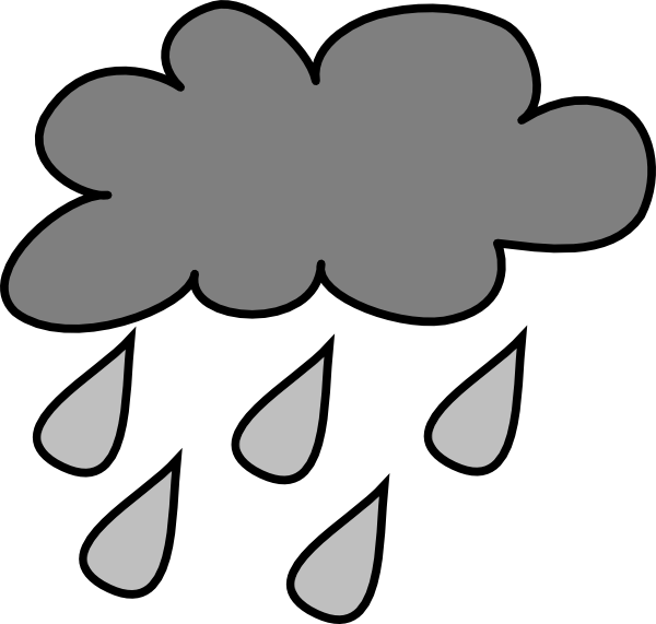 Rain Animated Clipart - Clipart Kid
