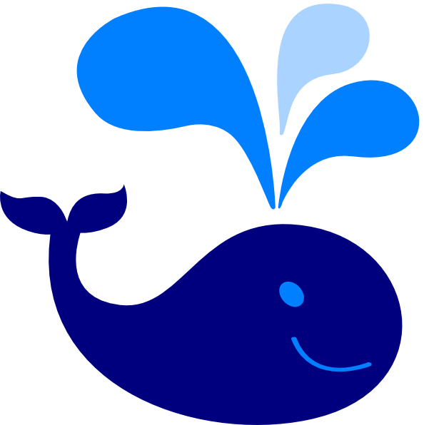 clipart baby shower whale - photo #12