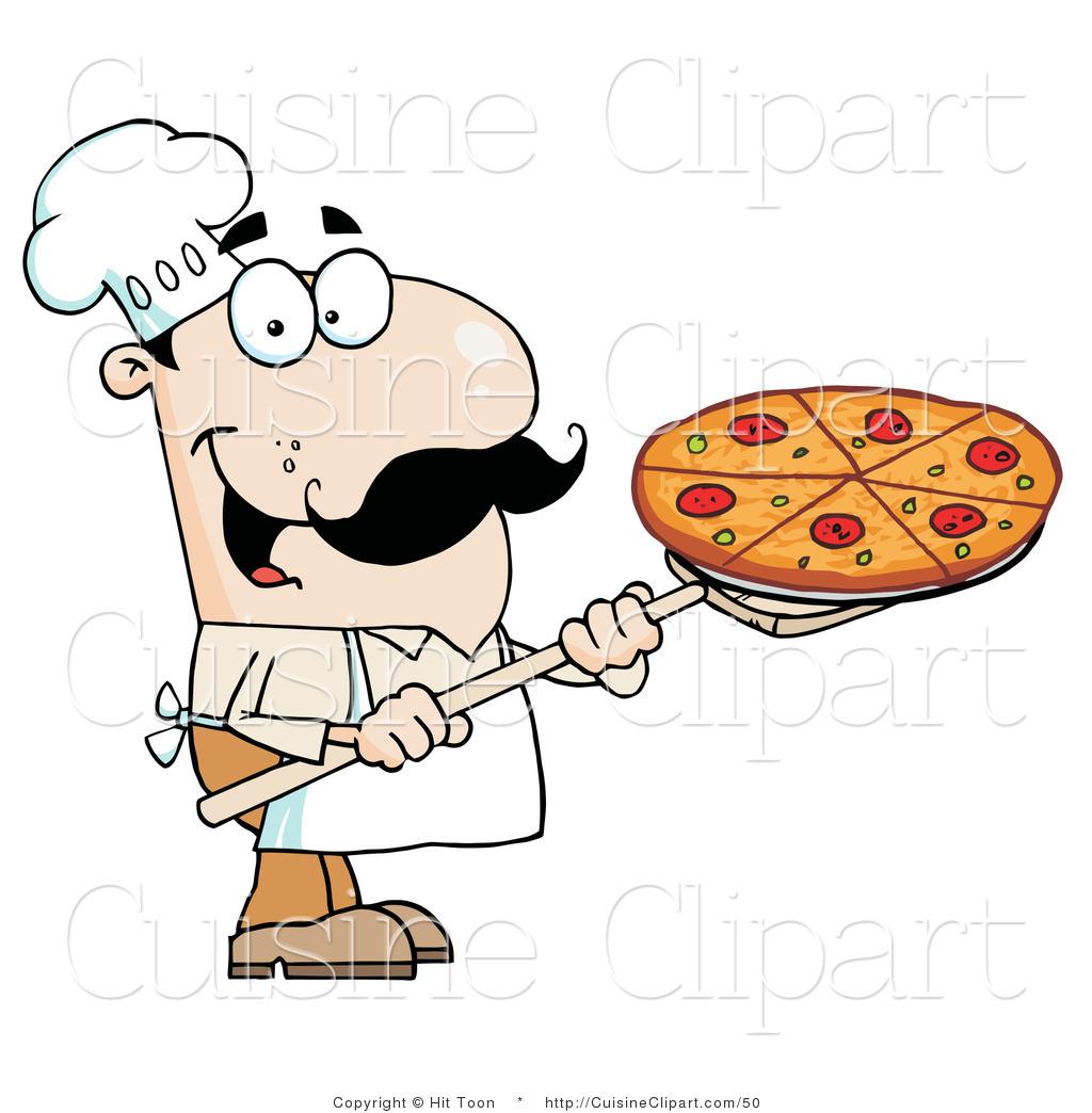 Happy Chef Clipart - Clipart Kid