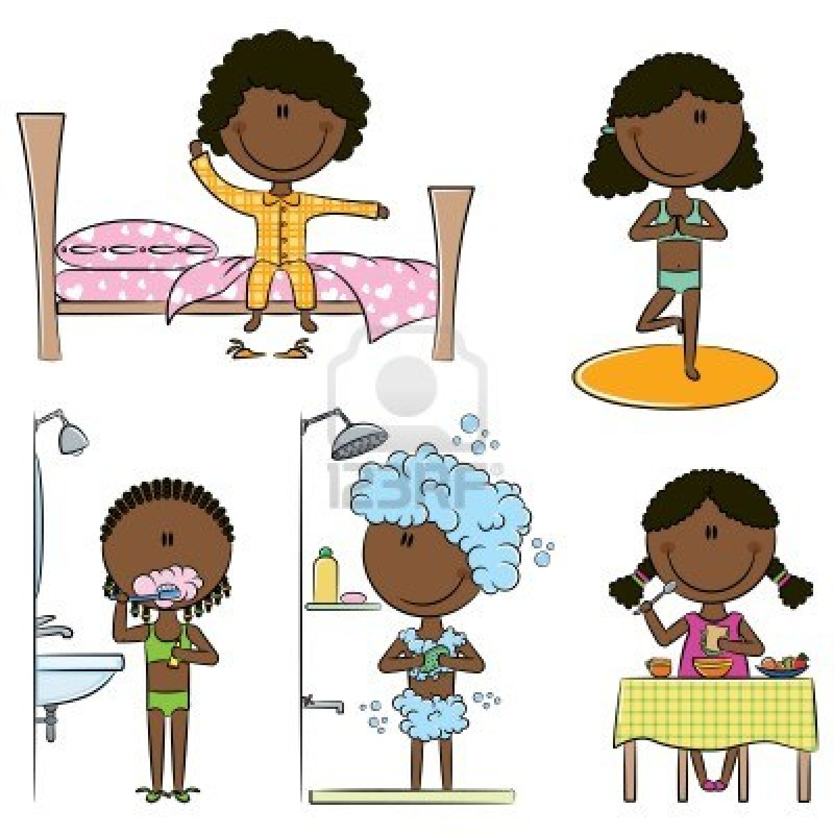 Clip Art Waking Up Clipart getting up clipart kid displaying 20 images for waking in the morning clipart