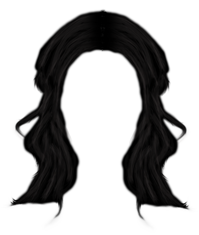 Download Png Image  Women Hair Png Image