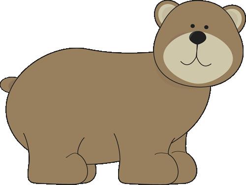 Clip Art Grizzly Bear Clipart grizzly bear clipart kid clip art image