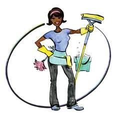 House Cleaning  Maid House Cleaning Clip Art