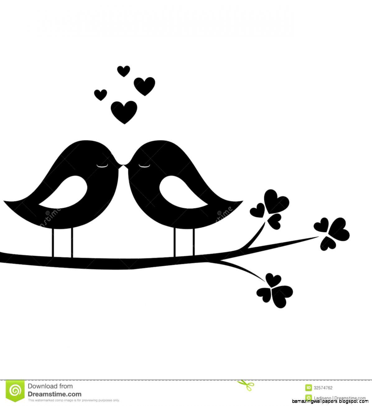 Love Birds For Wedding Clipart - Clipart Kid