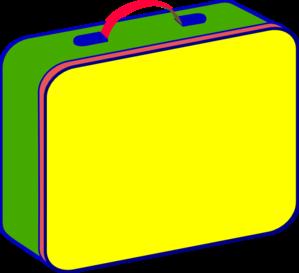 Lunch Box Clipart - Clipart Kid